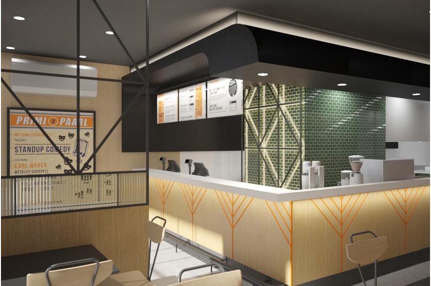 interior design primi piatti restaurant concept